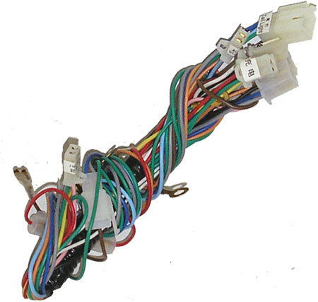 2 stroke pocket bike Fs509 Harness